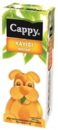 Picture of Cappy Meyve Suyu Kayısı Animal 200 Ml