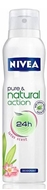 Resim Nivea Dedorant Natural Action 150 Ml