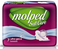 Picture of Molped Soft Care Gece 7 Adet