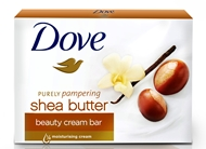 Picture of Dove Sabun Shea Butter 100 Gr