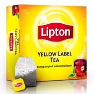 Picture of Lipton Yellow Label Tea Süzen Poşet Siyah Çay 100 x 2 gr