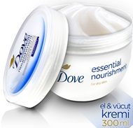 Picture of Dove Essential Nourishment El Ve Vücut Kremi 300 Ml