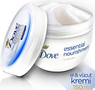 Picture of Dove Body Silk Krem 150 ml