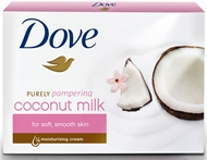 Resim Dove Purely Pampering Coconut Milk Beauty Cream Bar Sabun 100 gr