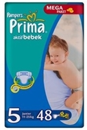 Picture of Prima Mega Paket Junior 48 li 11-25 kg