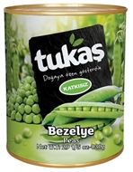 Picture of Tukaş Bezelye 830 gr