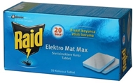 Picture of Raid Elektro Mat Max Tablet 20 Li