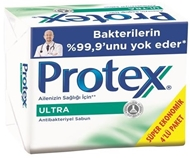 Picture of Protex Antibakterial Sabun 4 x 75 gr