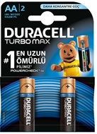 Picture of Duracell Turbo Max Pil 2 Adet