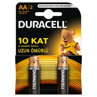 Picture of Duracell AA LR6/MN 1500 Kalem Pil 2 Adet