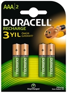 Picture of Duracell 4 lü Aaa4 Ob 750 İnce Pil