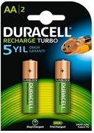 Picture of Duracell Recharger Kalem Pil 2'li