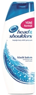 Picture of Head & Shoulders Şampuan 180 Ml  Klasik Bakım