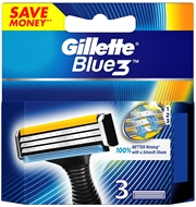 Picture of Gillette Blue 3 Yedek Bıçak 3'lü