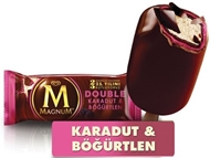 Picture of Algida Magnum Double Karadut 100 Ml.