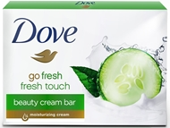 Resim Dove Go Fresh Fresh Touch Beauty Cream Bar Sabun 100 gr