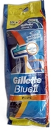 Resim Gillete 2 Plus 10 Lu +2 Blue 3 Kullan At