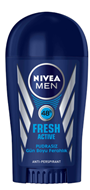 Picture of Nivea Fresh Active Stick 40ml Erkek