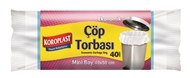 Picture of Koroplast Çöp Torbası Mini 40'lı