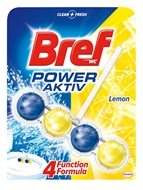 Picture of Bref Klozet Bloğu Power Aktif Limon 53 gr