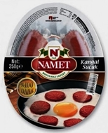 Picture of Namet Kangal Sucuk Dana Eti 250 Gr.