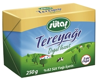 Picture of Sütaş Tereyağ 250 gr