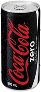 Picture of Coca Cola Zero 200 ml