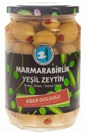 Picture of Marmara Birlik Y.Zeytin Dolgulu 400 Ml