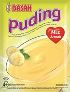 Picture of Başak Puding 130  Gr. Muz