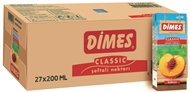 Picture of Dimes Meyve Suyu Şeftali  27 x 200 ml
