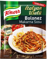 Picture of Knorr Makarna Sos-Domatesli Spagetti Bolonez 45 gr