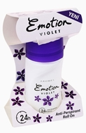 Resim Emotion Roll-On Violet 50 ml
