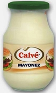 Picture of Calvé Mayonez Cam 250 Gr