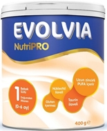 Picture of Evolvia NutriPRO 1 Bebek Sütü 400 gr