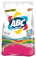 Resim Abc Matik Color 5 kg