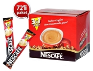 Picture of Nescafe 3 ü 1 Arada 72 li