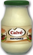 Picture of Calvé Mayonez Cam 500 Gr