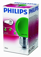 Picture of Philips Gece Yeşil 15w