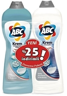 Picture of Abc Krem Çamaşır Suyu Katklı 750 ml+Amonyaklı 750 ml