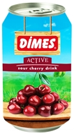 Picture of Dimes Active Vişne Nektari Kutu 330 Ml