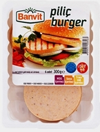 Picture of Banvit Piliç Burger 300 Gr