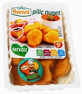 Picture of Banvit Piliç Nugget 225 Gr
