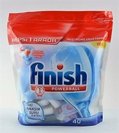 Picture of Finish Tablet 40 Lı