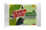 Picture of Scotch Brite Sünger Çizmez Oluklu 2 li