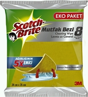 Picture of Scotch Brite Mutfak Bezi 8 li