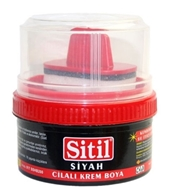 Picture of Sitil Krem Boya 200 Gr *12 Siyah