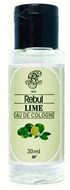 Resim Rebul 30 ml Lime Mini Kolonya