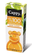 Picture of Cappy Meyve Suyu %100 Portakal 200 Ml