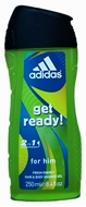 Picture of Adidas  Duş  Jeli  Get Ready 250 Ml