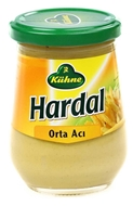 Picture of Kühne Orta Acı Hardal 250 ml